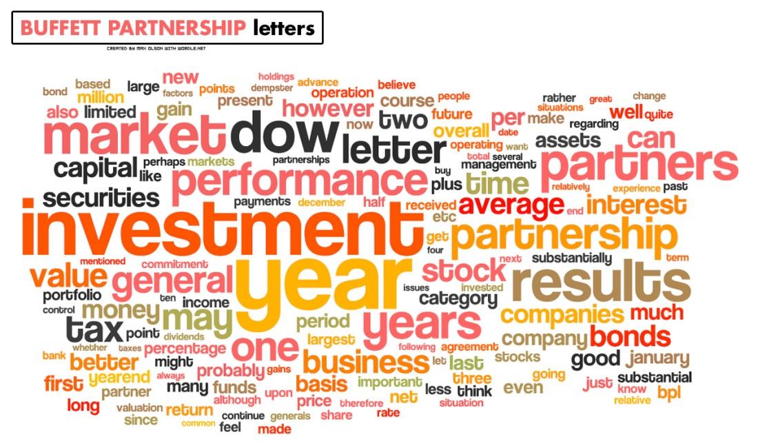 Buffett Partnership Letters