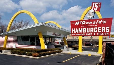 McDonald's (courtesy of verandaparknews.com)