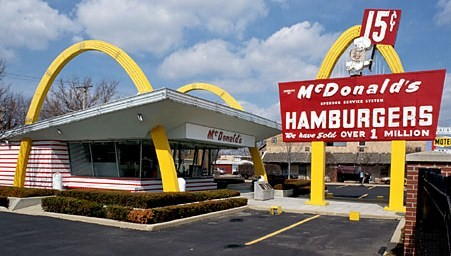 McDonald's (courtesy of verandaparknews.com)