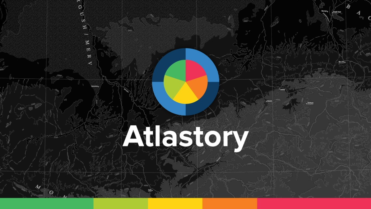 Atlastory: Mapping the history of the world